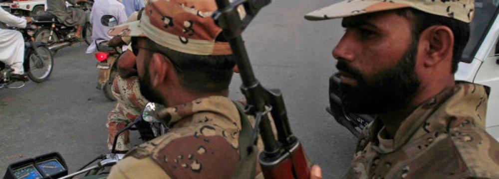 Bomb Kills 3 in SW Pakistan