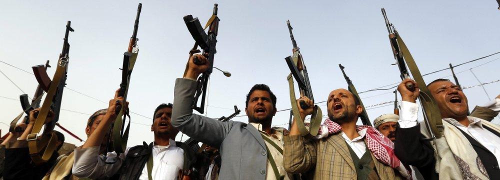 Pakistan Says Saudi-Led Coalition Wants Troops