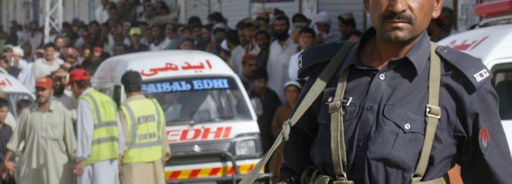 6 Killed in Pakistan Attacks
