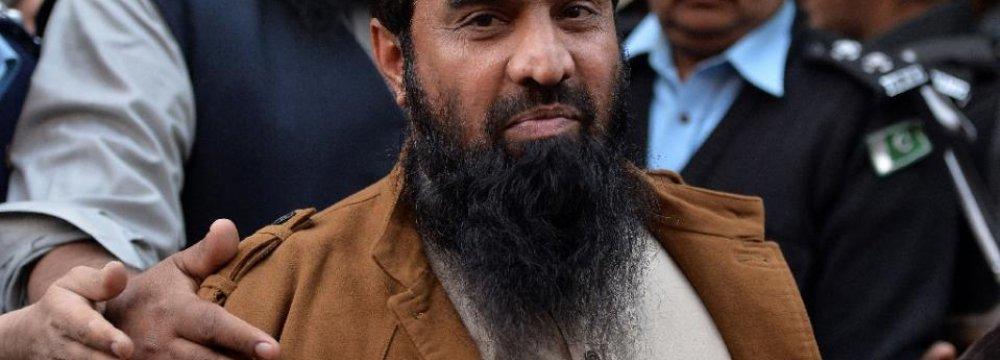 Pakistan Frees Mumbai Attack Mastermind Suspect