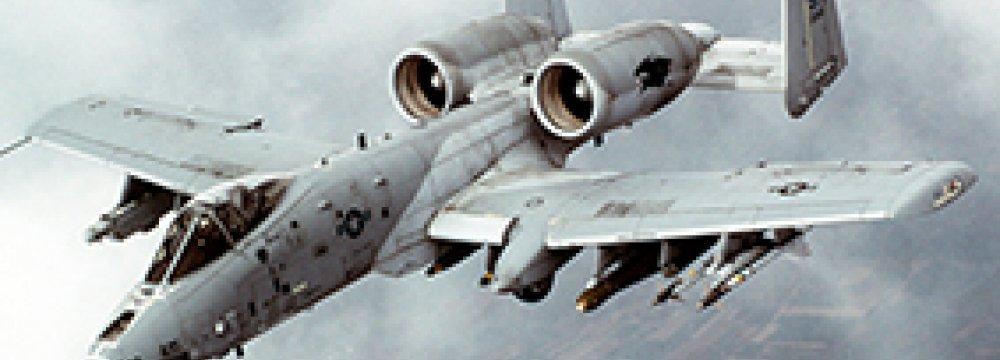 Pentagon Deploys Jets, Pilots to Germany