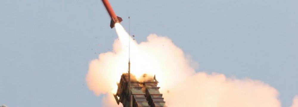 Poland to buy Patriot Missiles