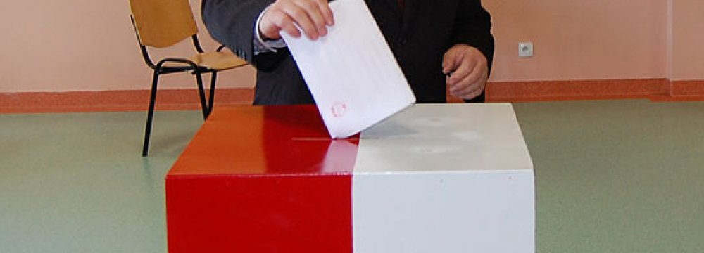 Poland Votes for President