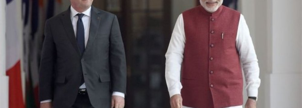 India, France Sign Rafale Agreement