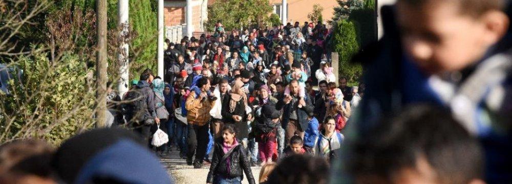 EU Pushes to End Migrant Crisis