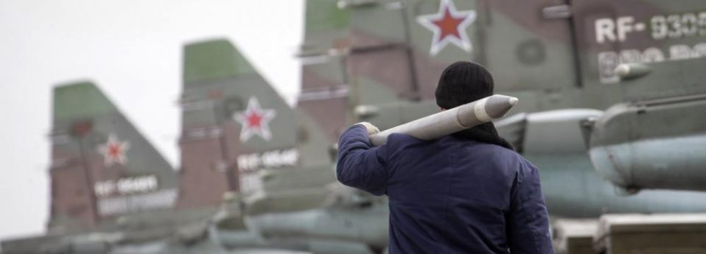 Russia Starts Nationwide Show of Force