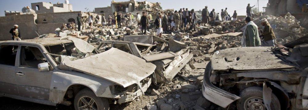 Saudi Arabia's Indecisive Storm
