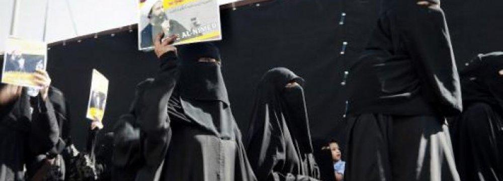Saudis Protest After Shia Death Sentences