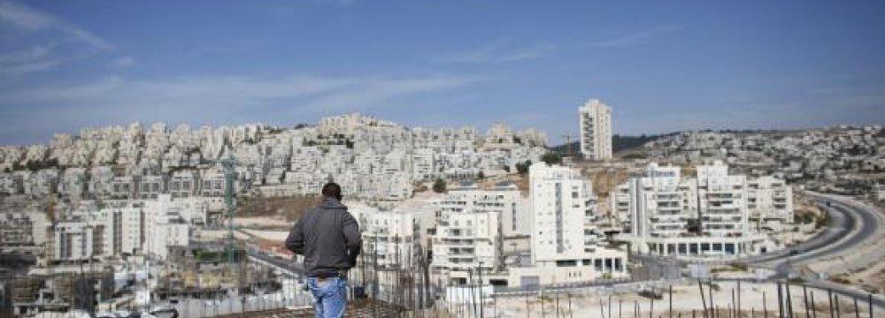 France Slams Israel Settlement Plan