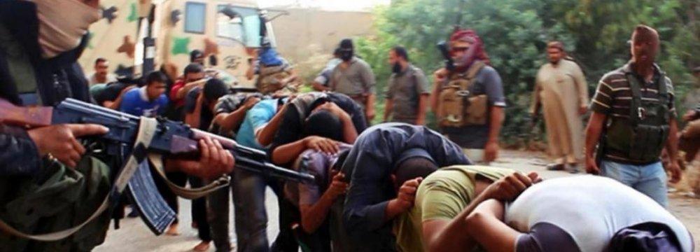 250 Militants Killed in Sinai Over 10 Days