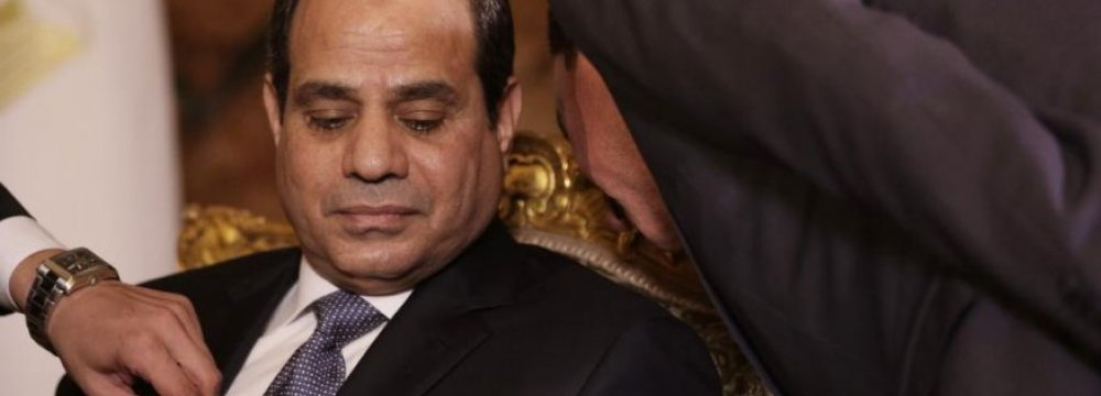Sisi's Joint Arab Military A Stunningly Idiotic Idea