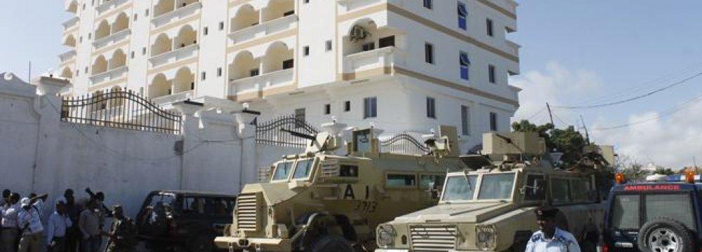 Bomb Attack Rocks Somalia