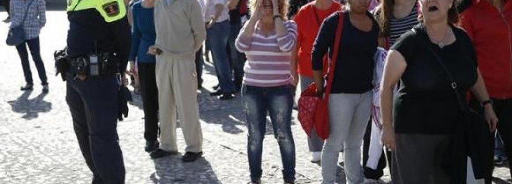 Spain in Biggest Crackdown on Corruption