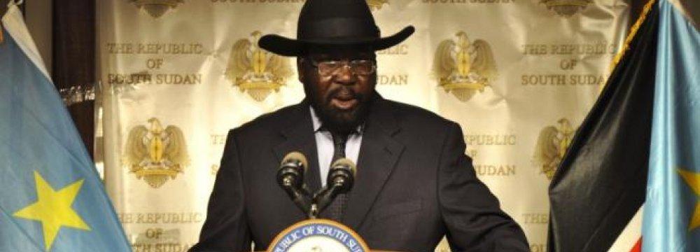 S. Sudanese Urged to Unite