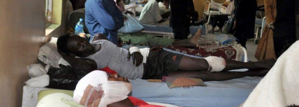 Suicide Bomber Kills Dozens  in Nigeria Market
