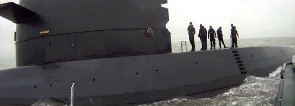 Russia Denies SubmarineIncident Off Sweden