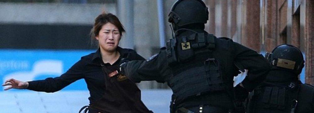 Sydney Attack Anticipated