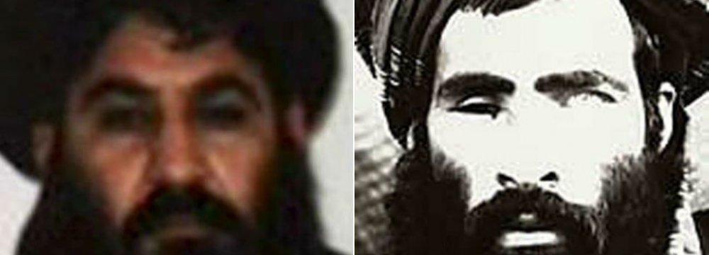 Taliban Split Over New Leader