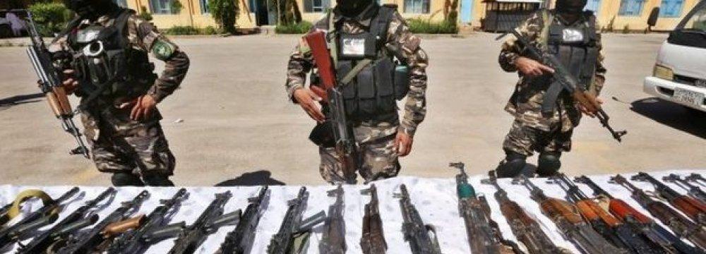 11 Afghan Soldiers Killed in Taliban Ambush