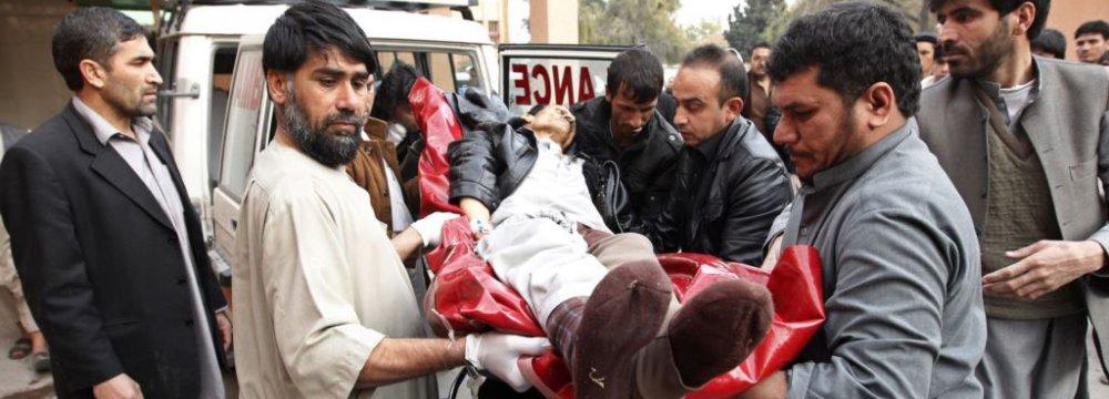 Taliban Claims Kabul Attack