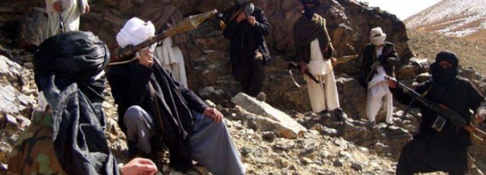 Taliban Take on Afghan Forces