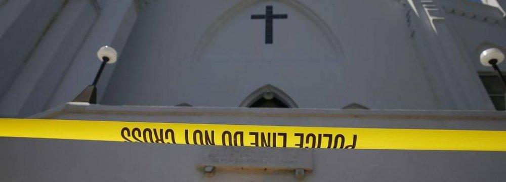 White Terrorism in Charleston