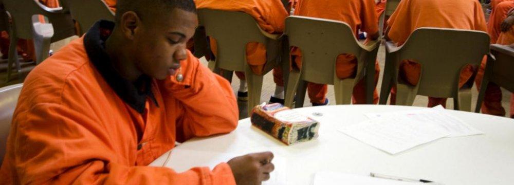 Texas  Prison Riot