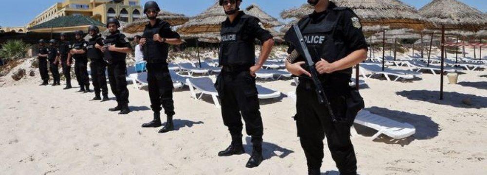 Tunisia Deploys 100,000 Security Personnel