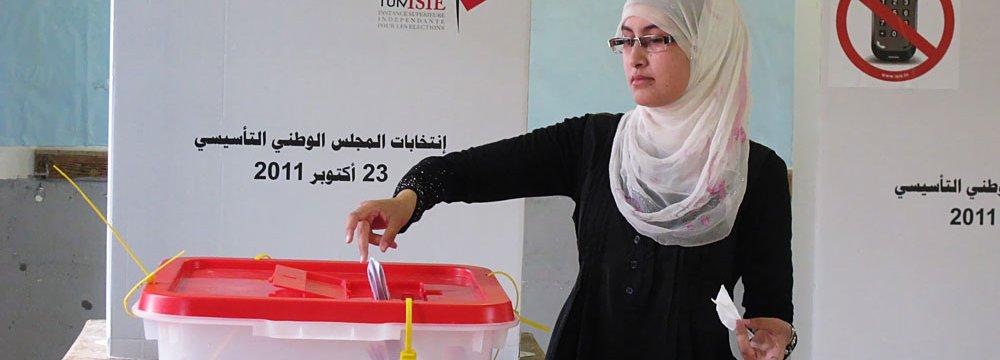 Tunisia Vote 'Transparent'