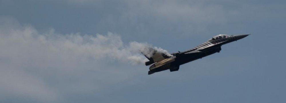 Turkey Strikes IS in Syria, Kurds in Iraq