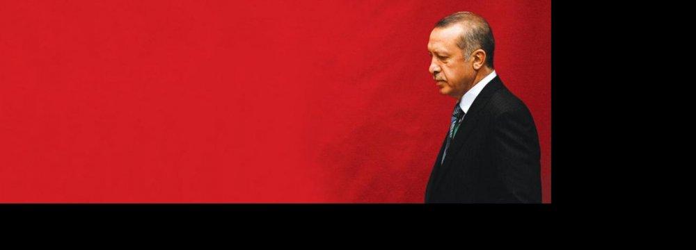 Erdogan Vows  Relentless Campaign Against PKK