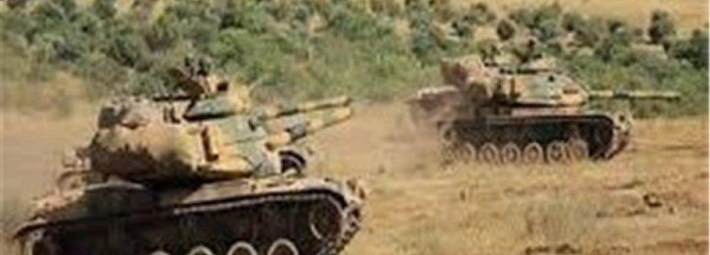 Clash  With PKK