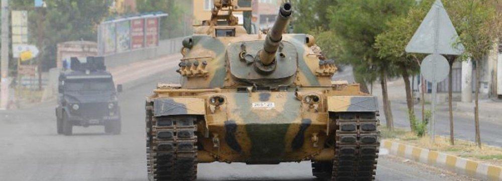 17 PKK Members Killed in Turkish Military Assault
