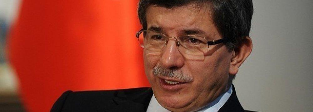 Turkish PM: PKK similar to IS