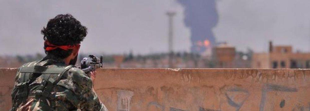 Turkish Jets Continue Bombing Iraqi Kurds