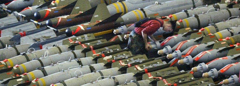 UAE-US  Arms Deal