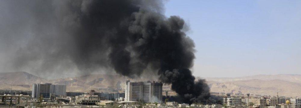 Senior IS Leader Killed