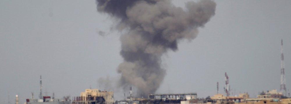 US-Led Airstrikes Kill 52 Civilians in Syria
