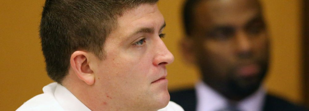 US Officer Not Guilty in Killing Unarmed Pair
