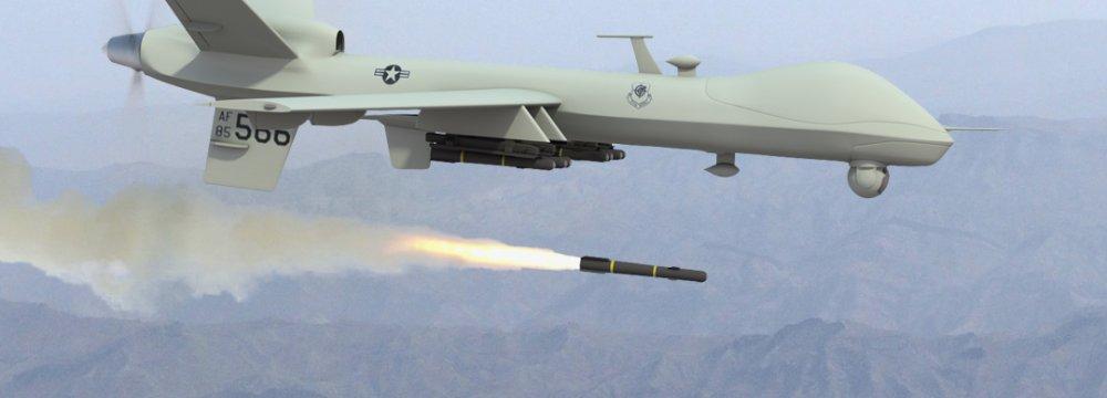 US Drone Complex Bureaucratizes Murder