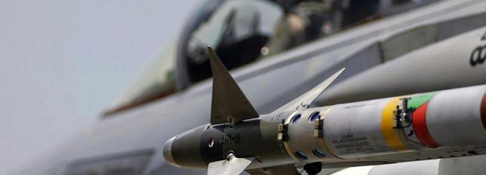 US-Led Raids Kill 2,000 IS Militants in Syria