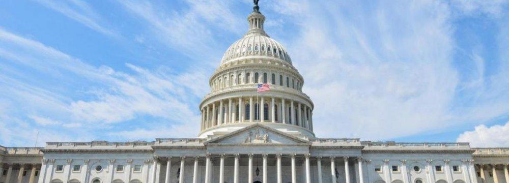 US Senate Passes Bill to Avert Gov't Shutdown