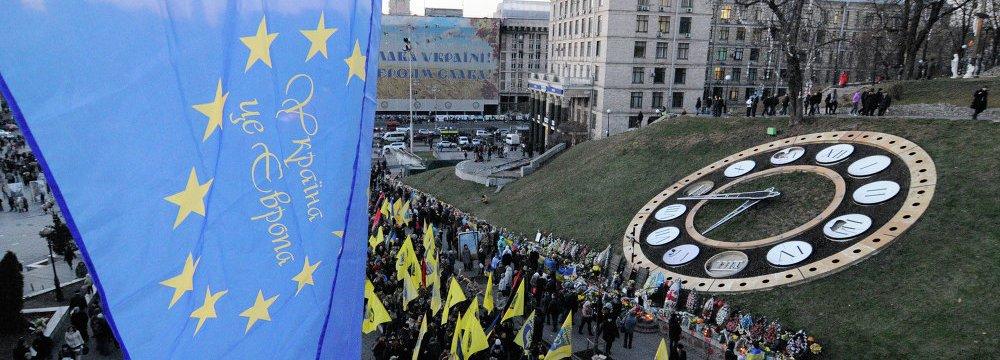 "EU PolicyinUkraine""Backfired""  in Europe"