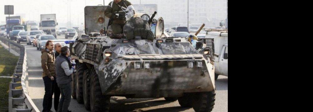 Ukraine Unveils Draft Bills on Rebel Autonomy