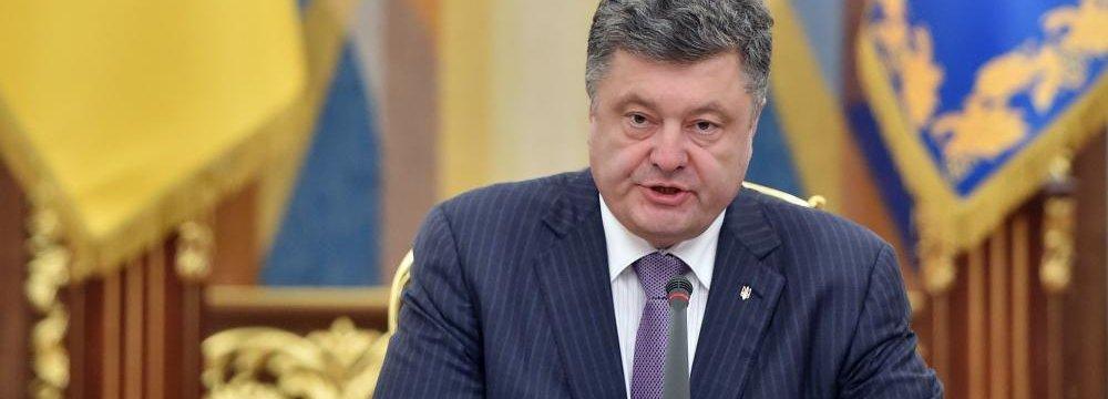 Ukraine Pledges More Autonomy To East