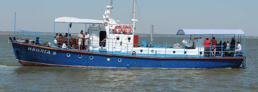 14 Dead in Ukraine as Boat Capsizes