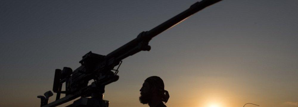 Ukraine's Donetsk Accuses  Kiev of Truce Breaches