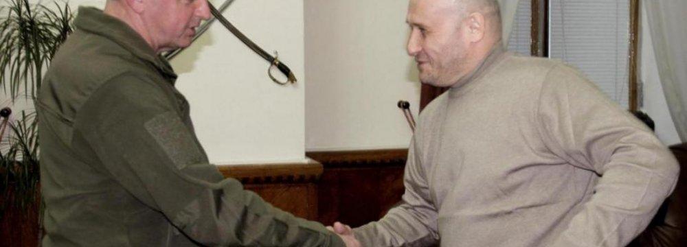 Ukraine Neo-Nazi Leader  is Top Military Adviser