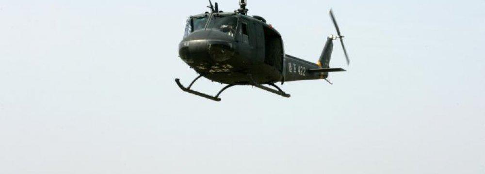 4 Killed in Vietnam Helicopter Crash