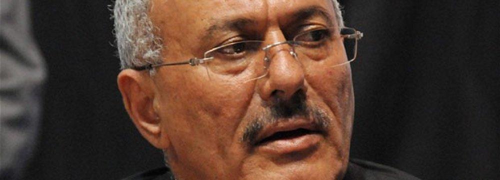 UN: Yemen Ex-President Amassed Billions